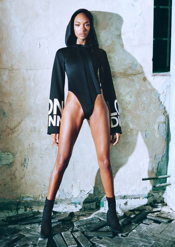 Jourdan Dunn x Missguided fashion collab