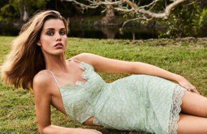 92668d9f818 Luna Bijl - topshop 2017 summer dress campaign