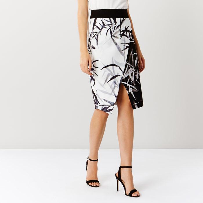 Messia Pencil Skirt