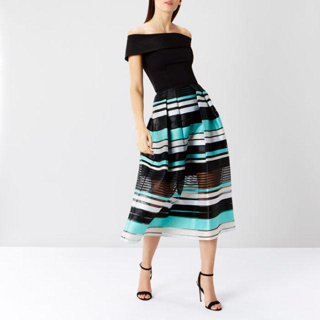 Coast dresses - Sofia Stripe Skirt