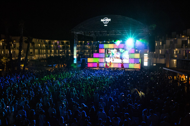 Children of the 80s at Hard Rock Hotel Ibiza