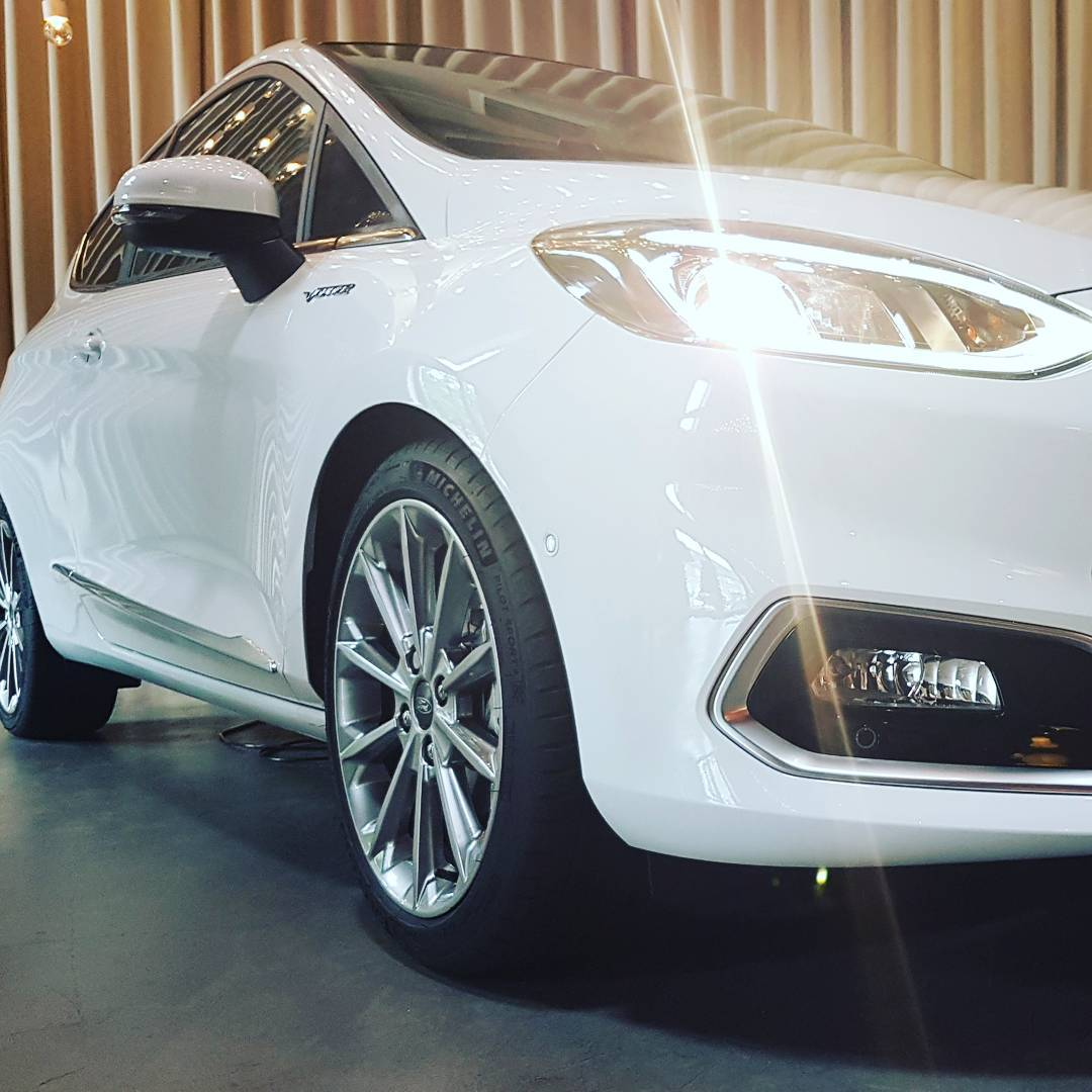 First look - Ford Fiesta Vignale