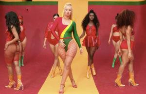 Iggy Azalea - Switch ft Anitta official video stills