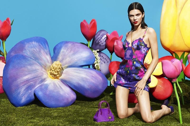 Kendall Jenner stars in La Perla's pre-fall 2017 campaign