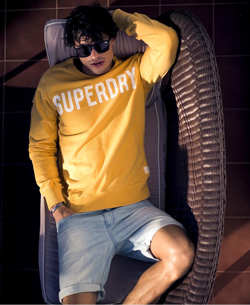 Solo Sport Crew Neck Sweatshirt