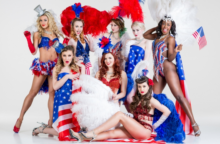 Stars and Strippers! An All American Burlesque Revue