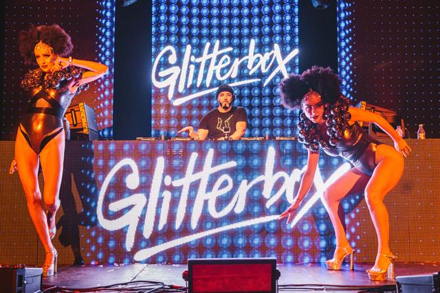 Roger Sanchez - Glitter Box