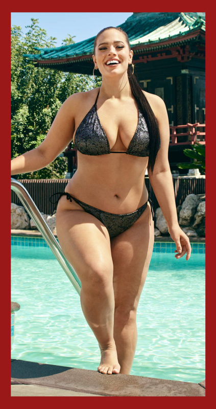 584b43adea Ashley Graham sizzles in Swimsuits For All campaign - FLAVOURMAG