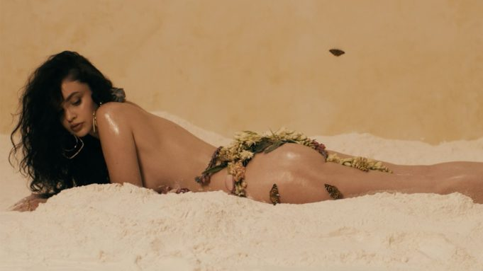 Sabrina Claudio nude