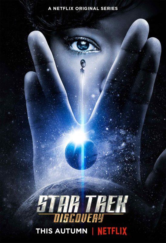 star trek discovery UK poster 2017
