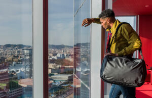 weekend bags holdall for trendy men