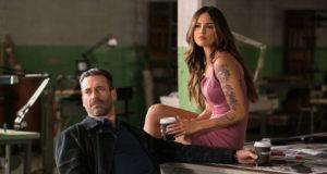 Baby Driver - Meet Buddy (Jon Hamm) and Darling (Eiza Gonzalez)