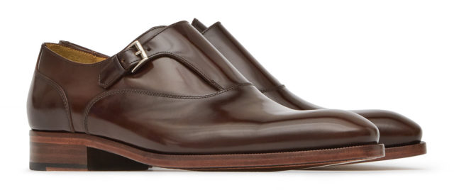 Cawler Monk Strap Shoes