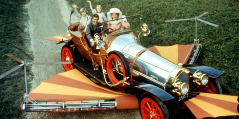 Chitty in Chitty Chitty Bang Bang