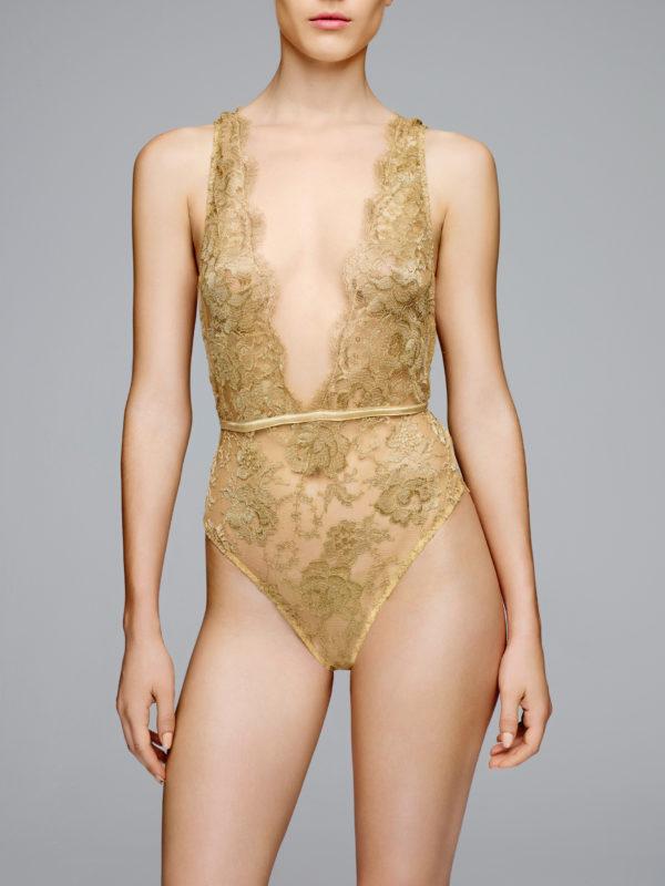 Coco de Mer Gaia Bodysuit