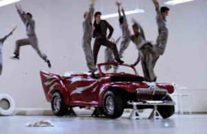 Grease Lightning in Grease