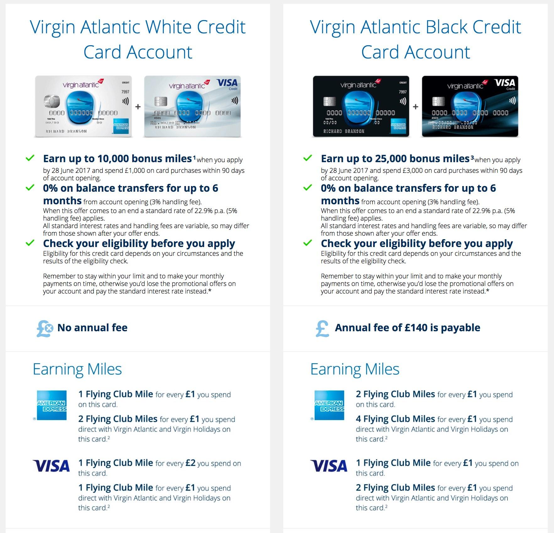 How to get FREE Virgin Atlantic Air Miles