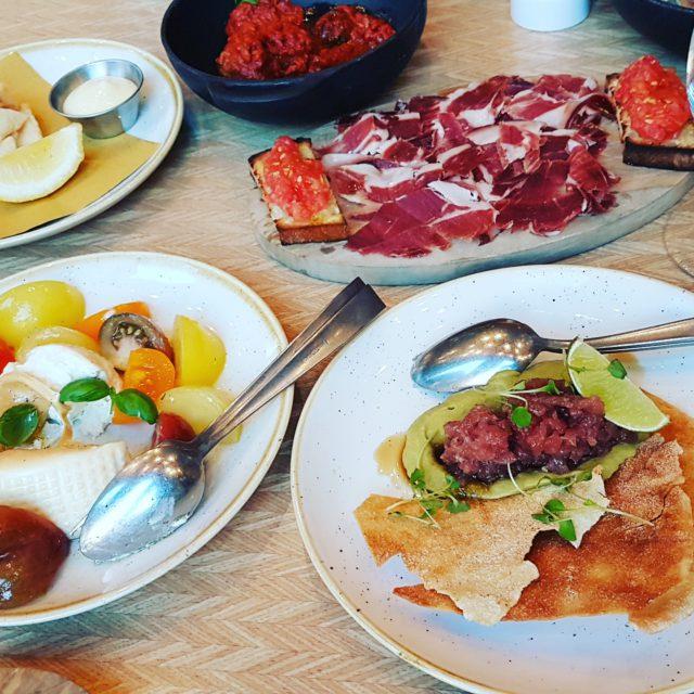 The Florentine Restaurant - Food