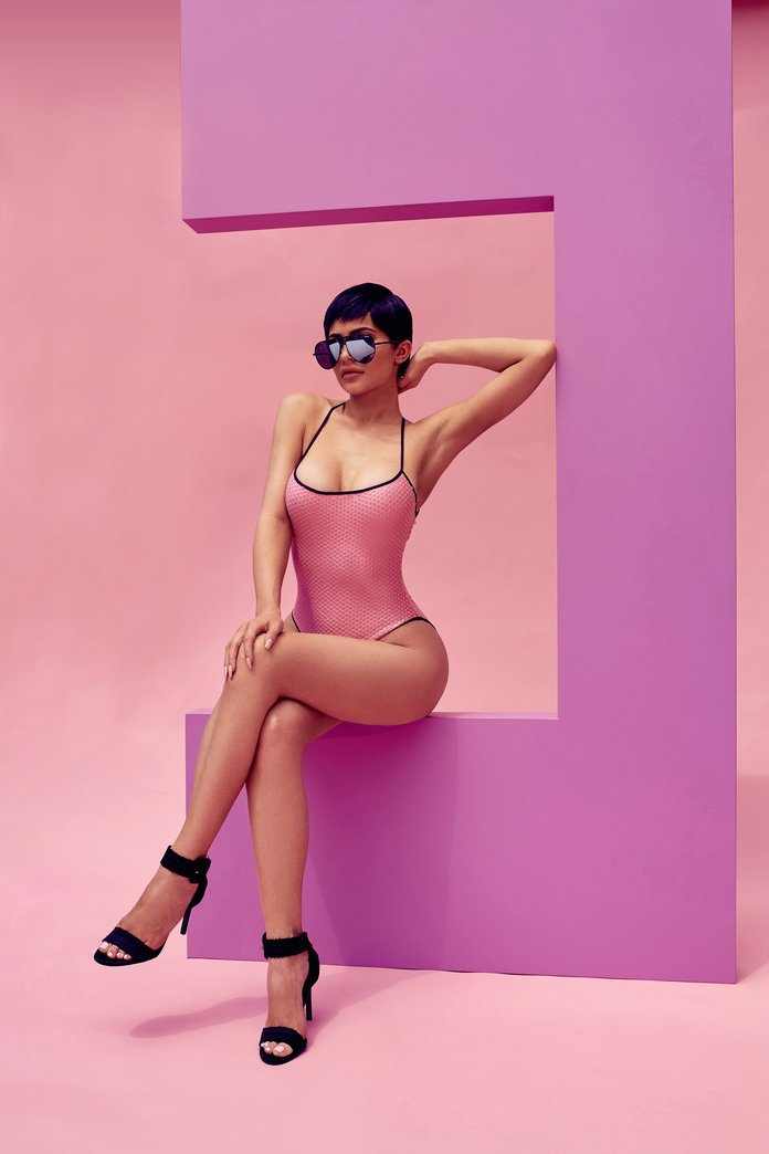Kylie Jenner X Quay Sunglasses collaboration revealed