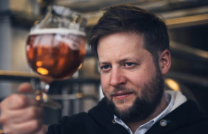 Meantime Brewing's Brewmaster Ciaran Giblin