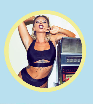 Olivia Buckland x MissPap New Wave swimwear collection