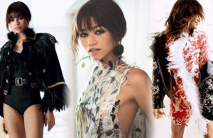 ZENDAYA COLEMAN – VOGUE MAGAZINE PHOTOSHOOT