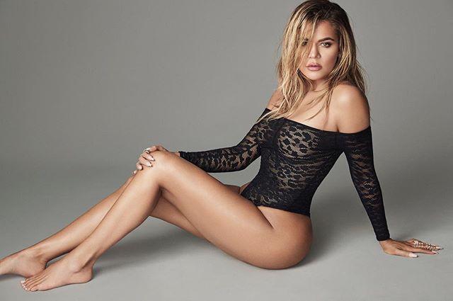 good body curve enhancing bodysuits by Khloe Kardashian