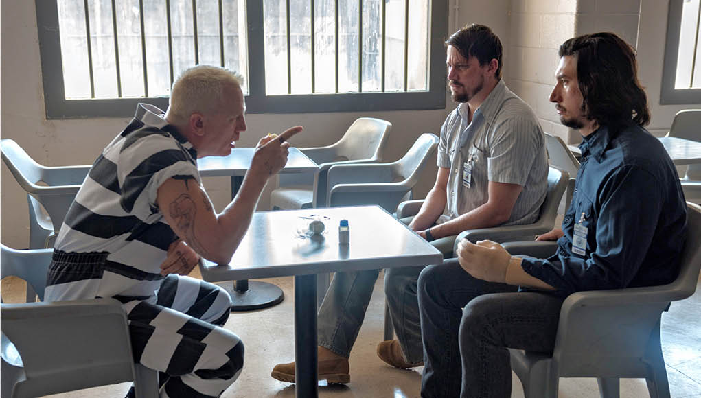 Logan Lucky first look image