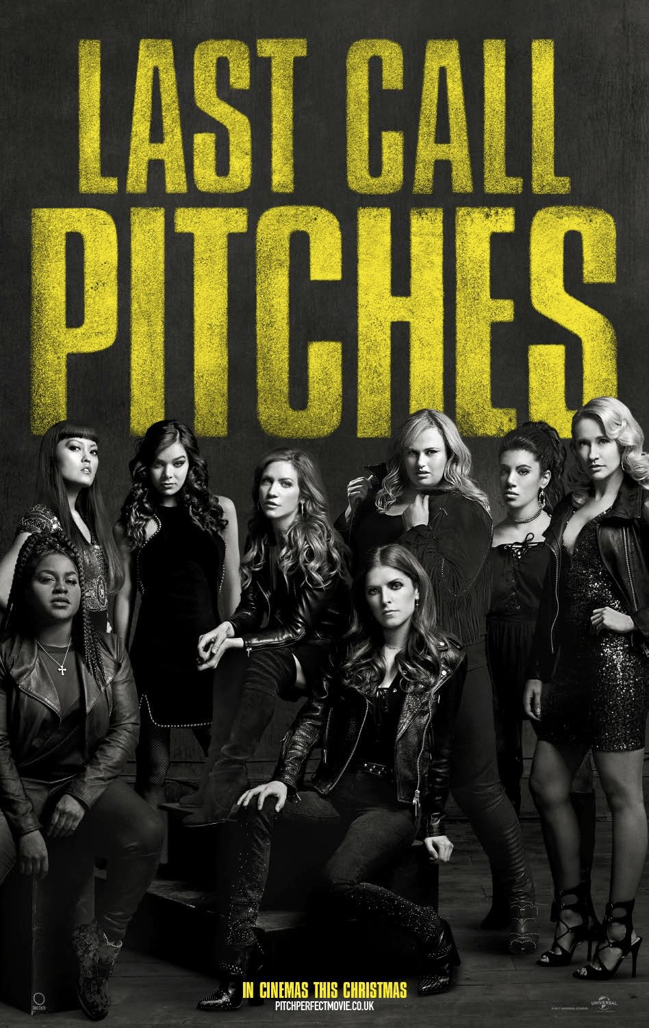 pitch perfect 3 first look image