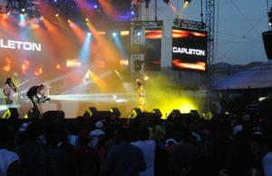 reggae sumfest - capleton
