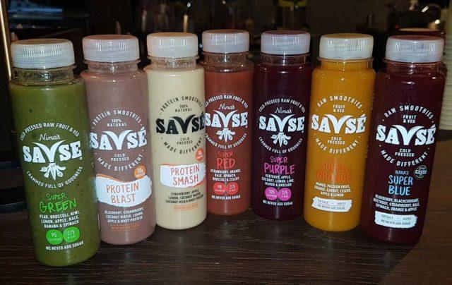 savse protein smoothie