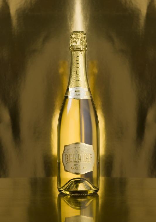 Belaire Gold bottle