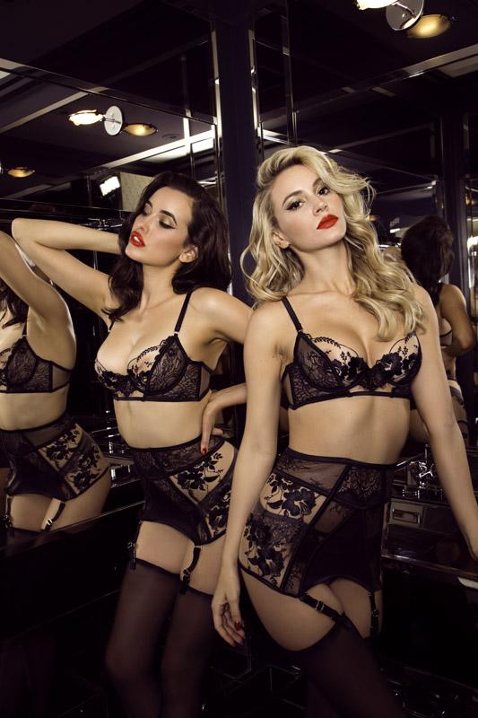 Honey Birdette - Bryana Holly and Sarah Stephenson