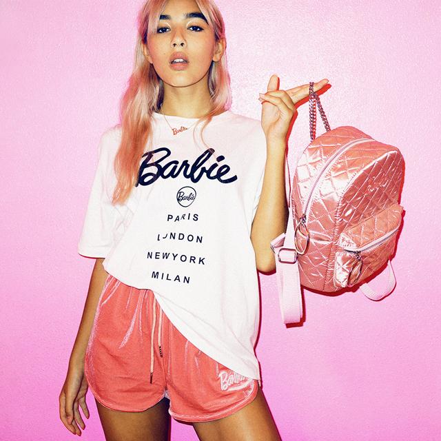 Missguided x Barbie