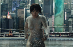 Scarlett Johansson - Ghose in a shell