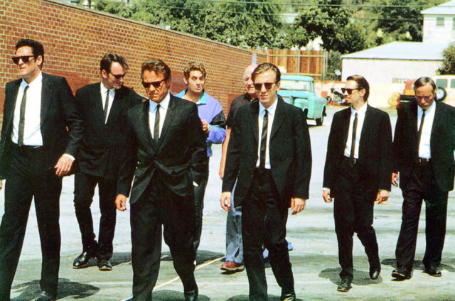 1992 Reservoir Dogs