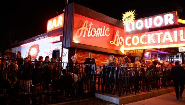 Atomic Liquors - Downtown Las Vegas