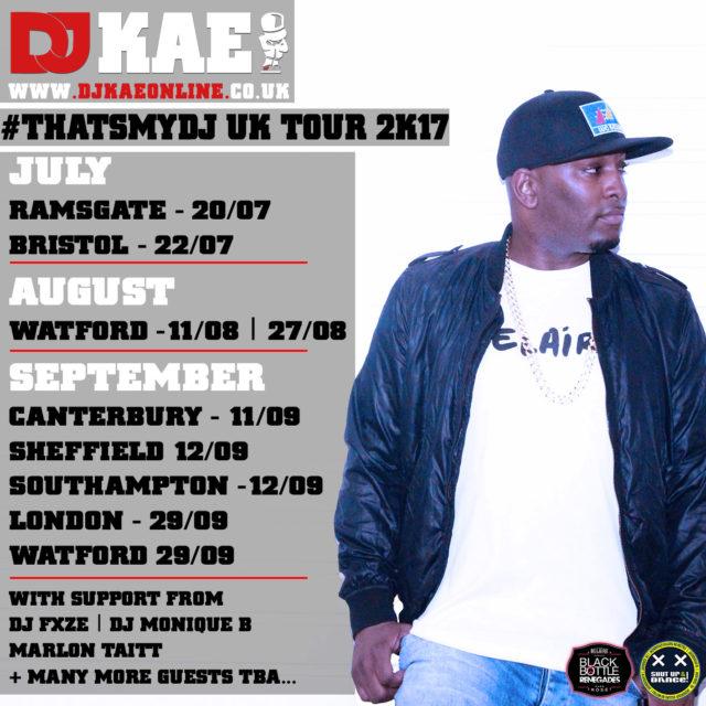 DK Kae Tour