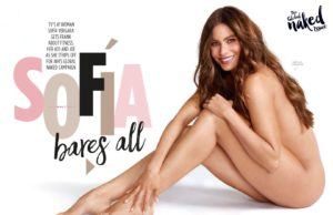 Sofia Vergara Naked shoot