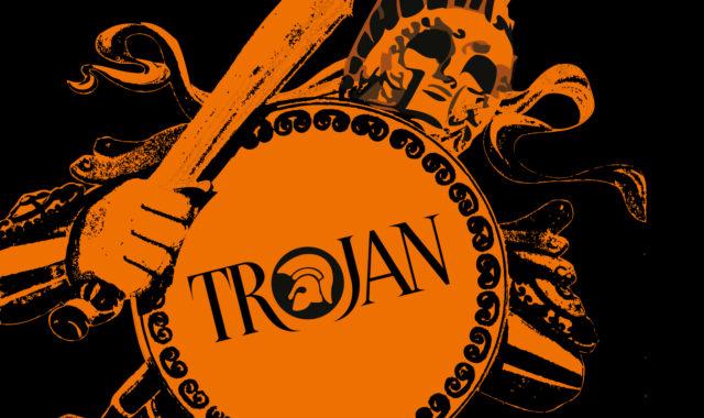 trojan sound system at Margate