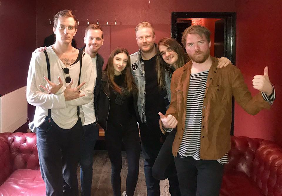 Sophie Bird and The Maine
