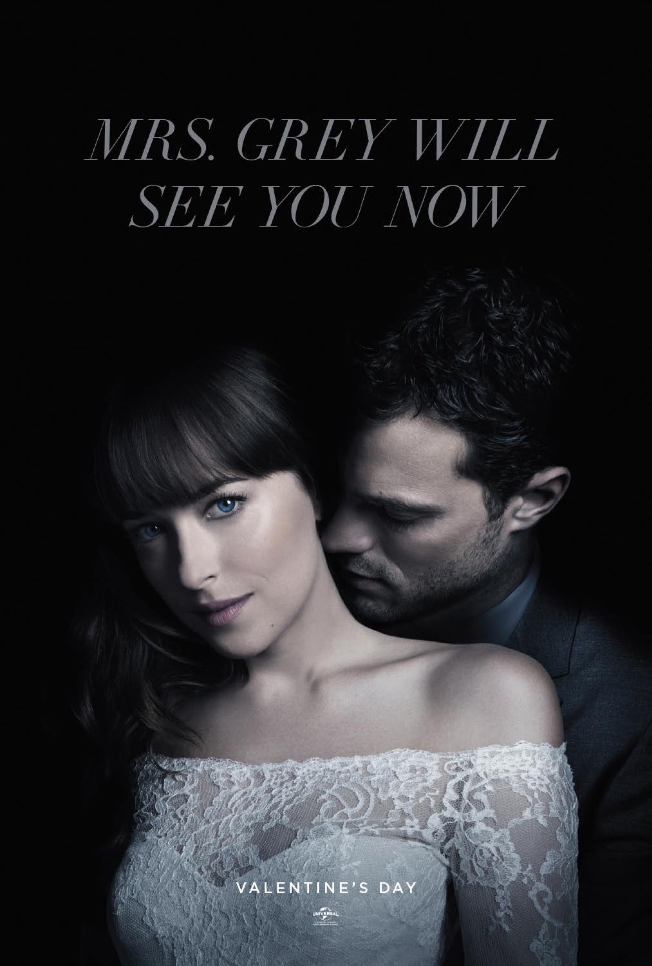 Fifty Shades of Freed - First look poster
