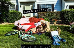 James Ghareeb Debuts New Single - Do It With Luv