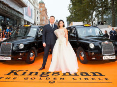 KINGSMAN 2 WORLD PREMIERE