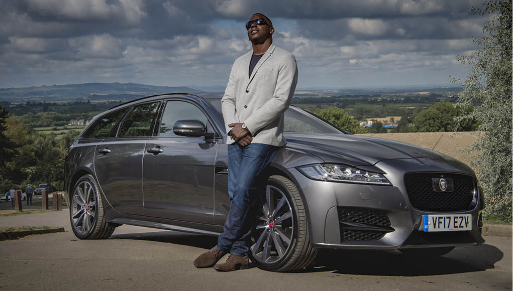 The Jaguar XF Sportbrake Review  Driving in the Cotswolds and