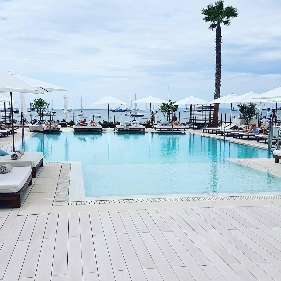 Nobu Hotel Ibiza Bay pool area