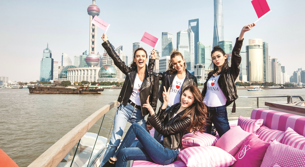 90d6a51a8d The Victoria s Secret fashion show heads to Shanghai with its most ...