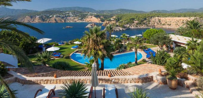 The view from Hotel Las Brisas 1