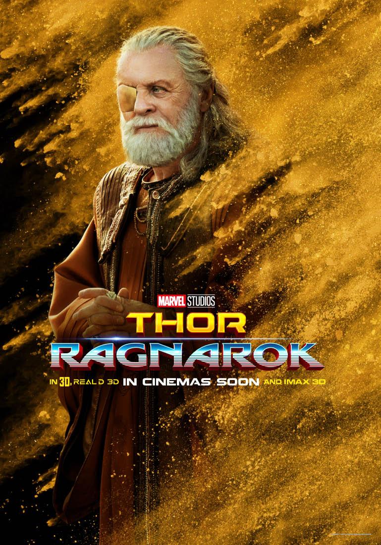 Anthony Hopkins Odin
