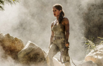 Tomb Raider first look image